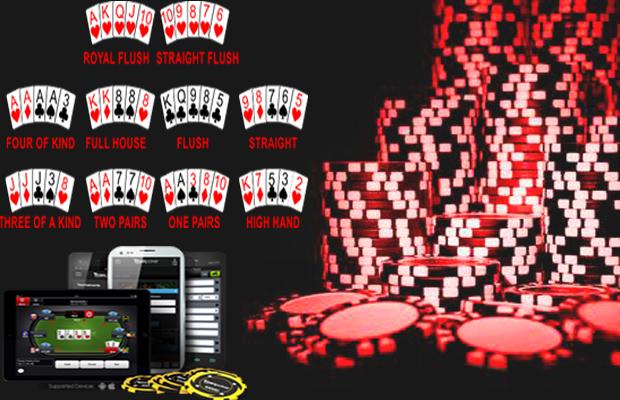 Cari Tau kombinasi poker online